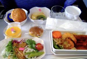 パイロット 食事
